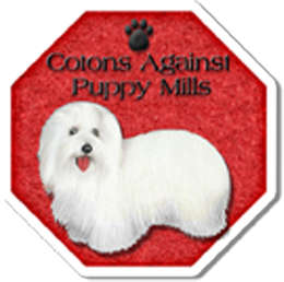 Cotons Against Puppy Mills Website
